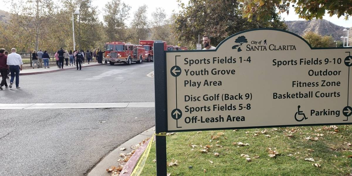 Tiroteo en escuela de Los Ángeles; al menos 5 heridos