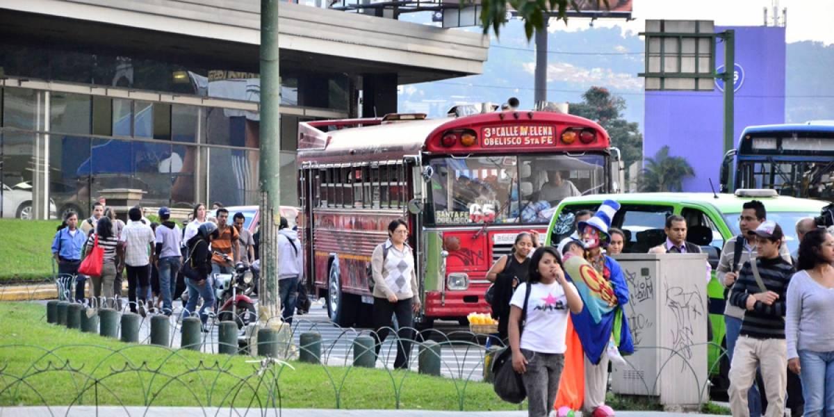 El uso del transporte público es el principal temor de la población