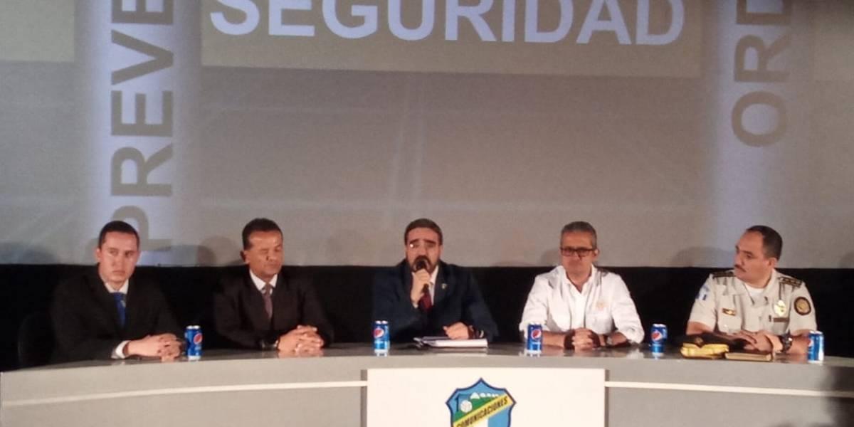 Comunicaciones implementará un nuevo plan de seguridad en el estadio