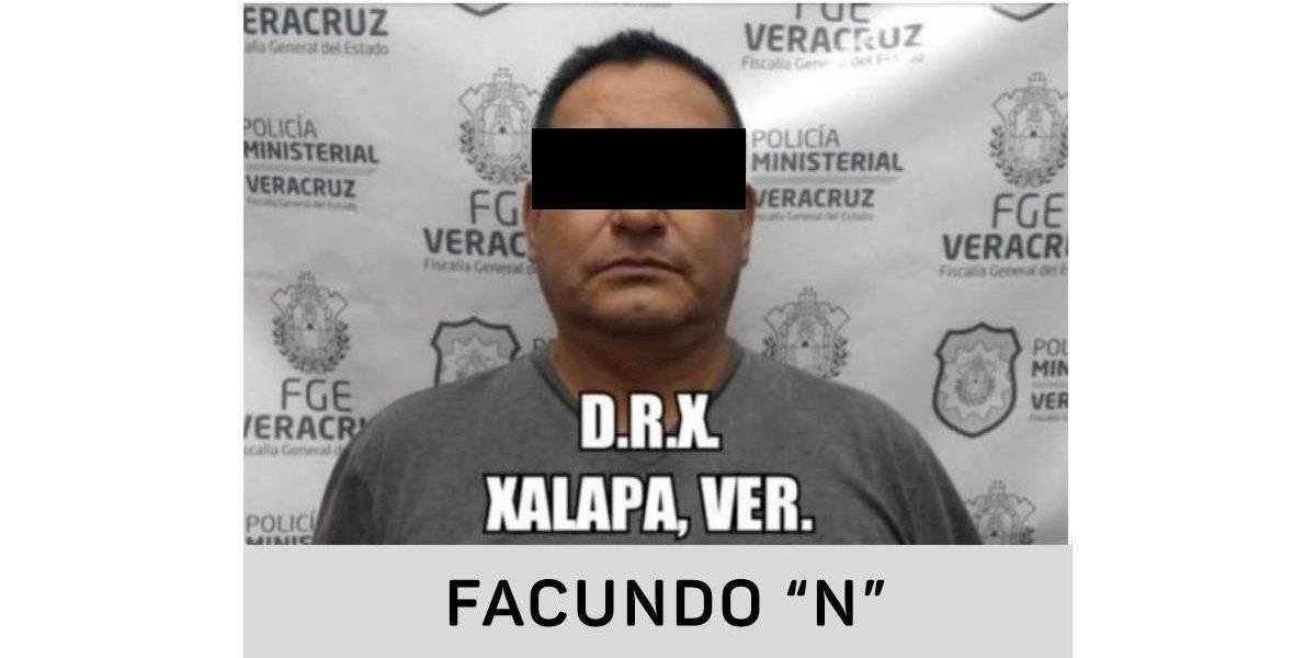 Fiscalía de Veracruz detiene a implicado en homicidio del periodista Celestino Ruiz