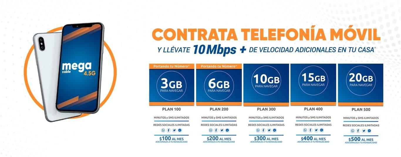México: Megacable entra al mundo de telefonía móvil con una promoción bastante interesante