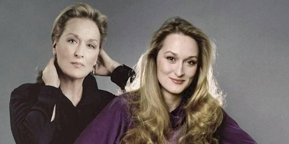Artista holandês cria montagens de estrelas de Hollywood lado a lado com suas versões mais jovens, e o resultado é incrível; confira fotos