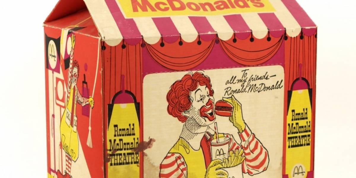 McDonald's revive los más icónicos juguetes de su Cajita Feliz: Como los Power Rangers, los McNugget y Tamagotchi