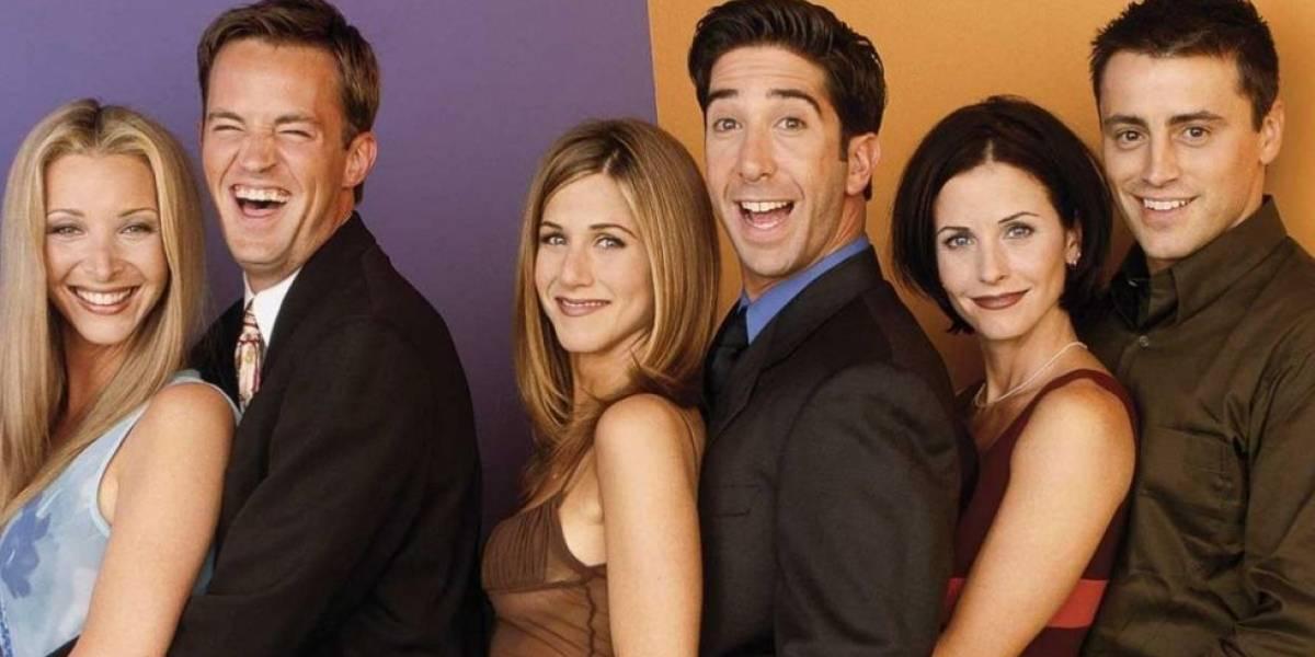 """¿""""Friends"""" regresa a las pantallas? Así fue el reencuentro de los actores"""