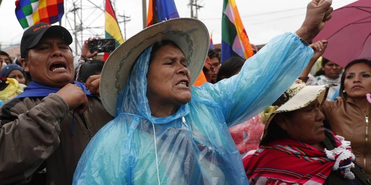 Sin Morales: gobierno interino de Bolivia y oposición intentan llegar a un acuerdo por la paz