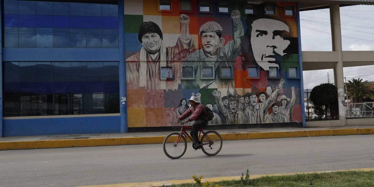 Gobierno interino de Bolivia rompe relaciones con Venezuela