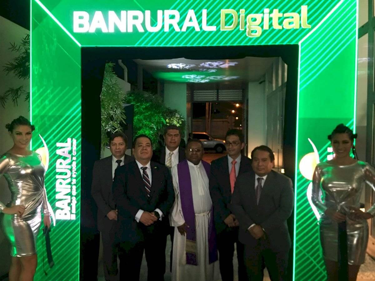 El Banco de Desarrollo Rural, S. A., (Banrural) inauguró su primera agencia digital Publinews