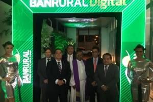 El Banco de Desarrollo Rural, S. A., (Banrural) inauguró su primera agencia digital