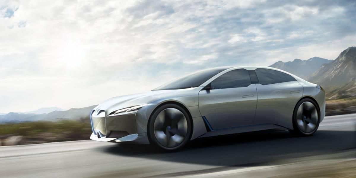BMW i4 estaría listo para 2021