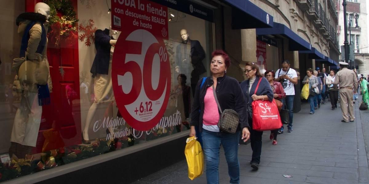 Efectivo y centros comerciales, favoritos de mexicanos durante Buen Fin