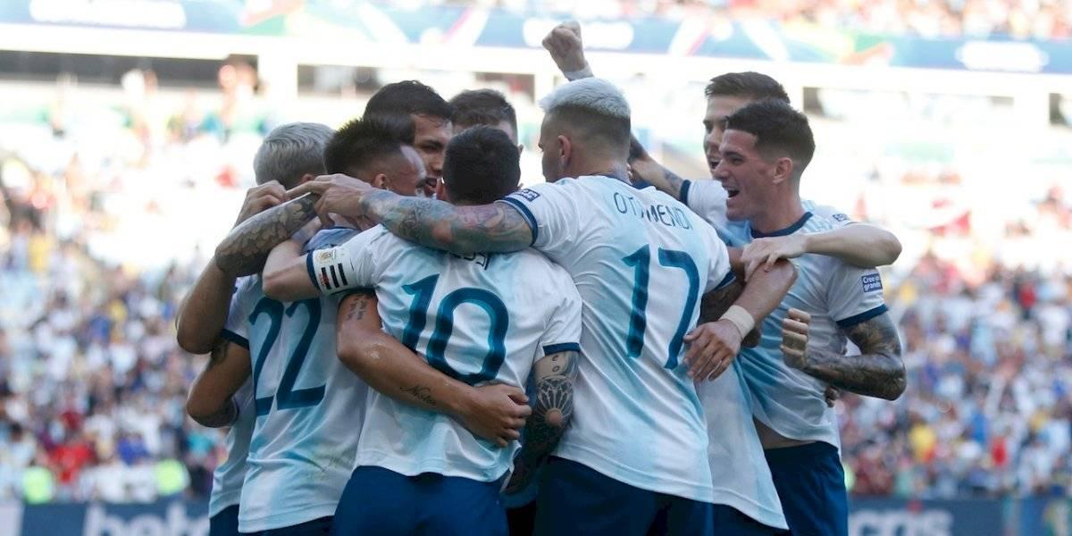 Jugador de la selección Argentina se contagió de coronavirus, pero nadie se enteró