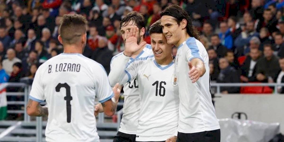 Ecuador y Uruguay celebran con marcado sabor a recambio