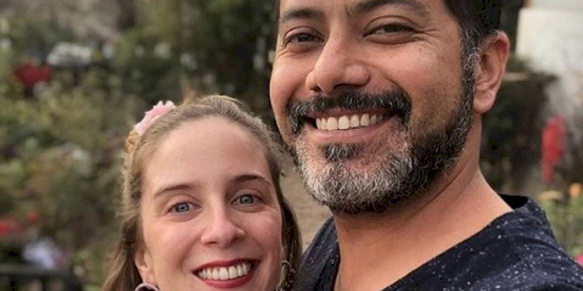 Alison Mandel dio a luz a su hijo con Pedro Ruminot y lo anuncia con emocionante fotografía