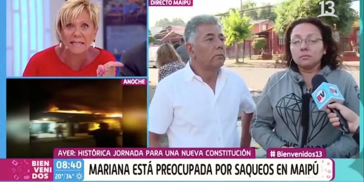"""""""Dé la cara"""": Raquel Argandoña emplaza a Cathy Barriga y le pide que """"no solo esté para la foto"""""""