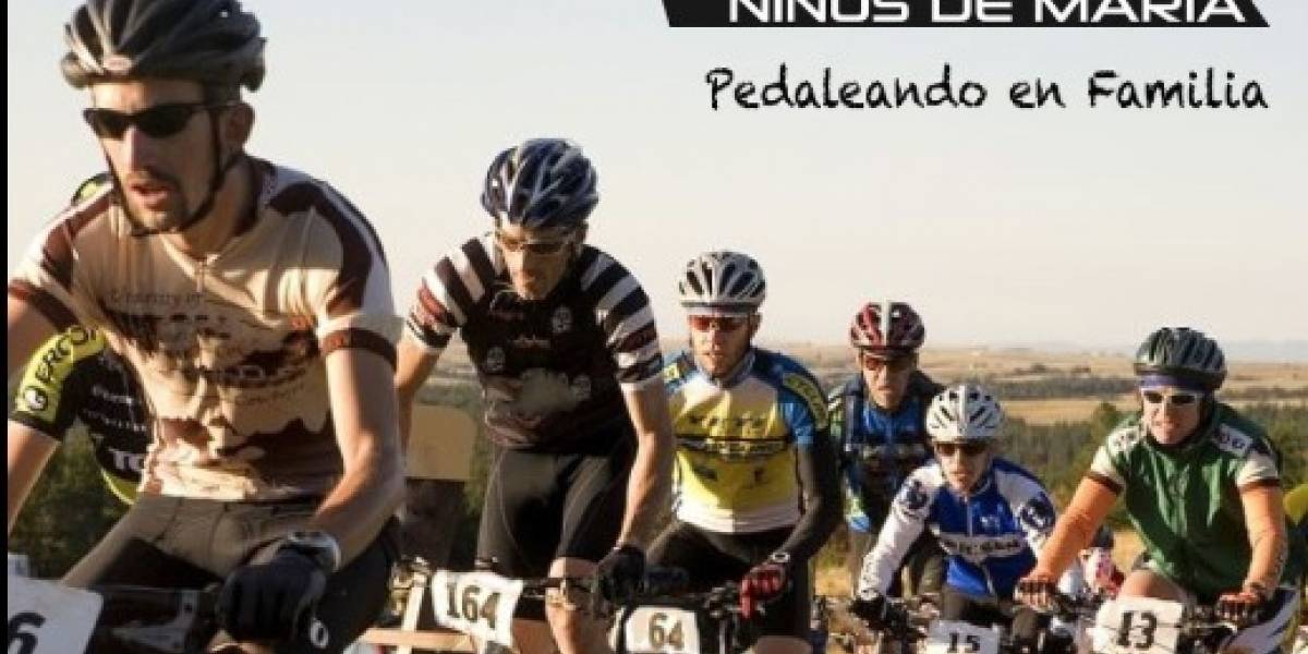 """Se viene la carrera ciclística """"Récord Niños de María"""" 11ª edición"""