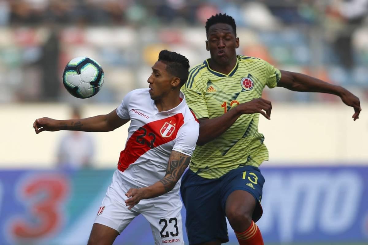 Colombia vs. Perú: Una prueba para lavar la cara
