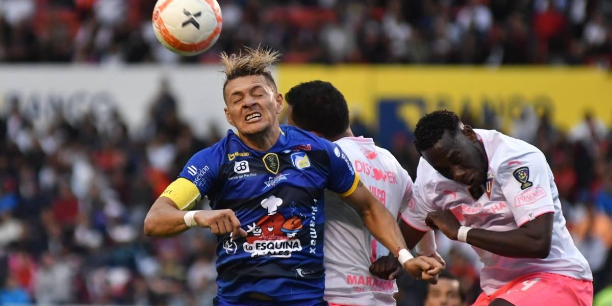 Delfín vs Liga de Quito: EN VIVO, estadísticas, horarios, dónde ver el partido