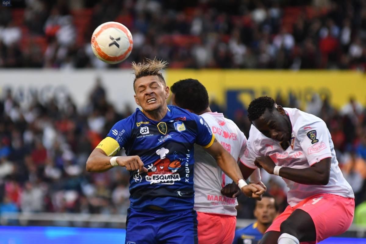 Delfín vs Liga de Quito: EN VIVO, estadísticas, horarios, dónde ver el partido - Metro Ecuador