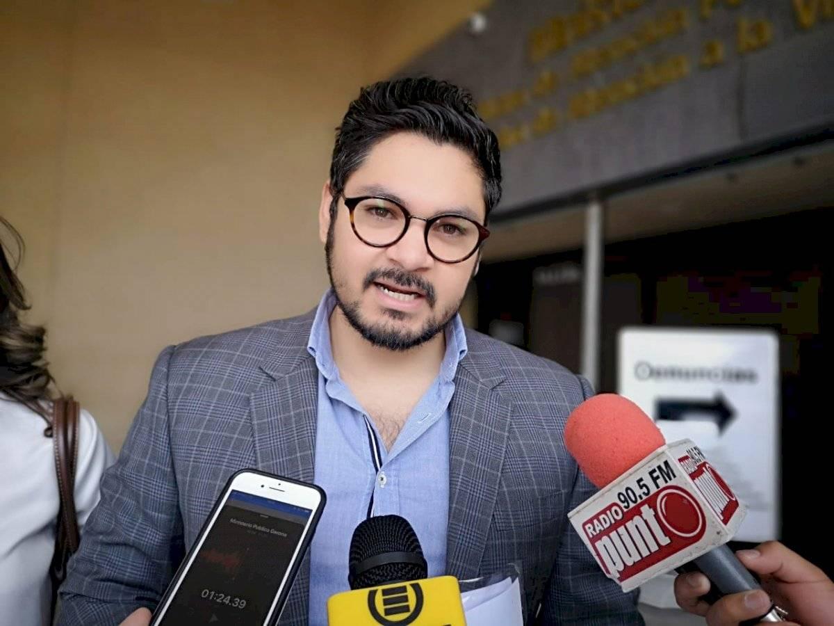 Movimiento Cívico Nacional denuncia a integrantes de junta directiva del Congreso