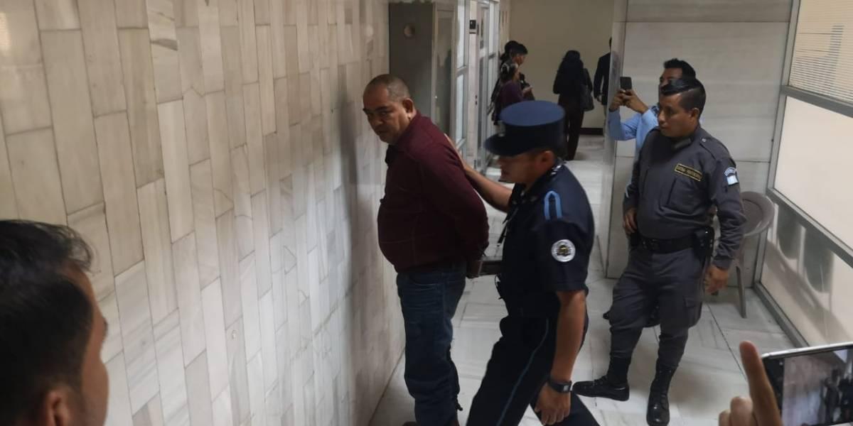 Presunto narcotraficante Haroldo Lorenzana es enviado a Pavoncito
