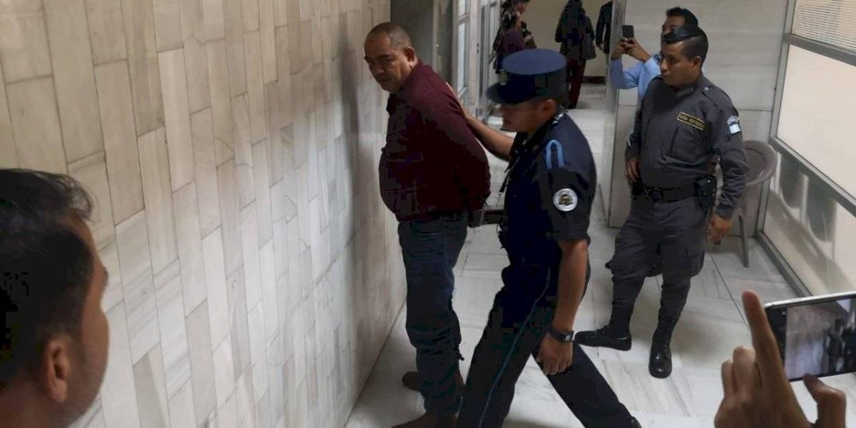 Programan audiencia de extradición del presunto narcotraficante Haroldo Lorenzana