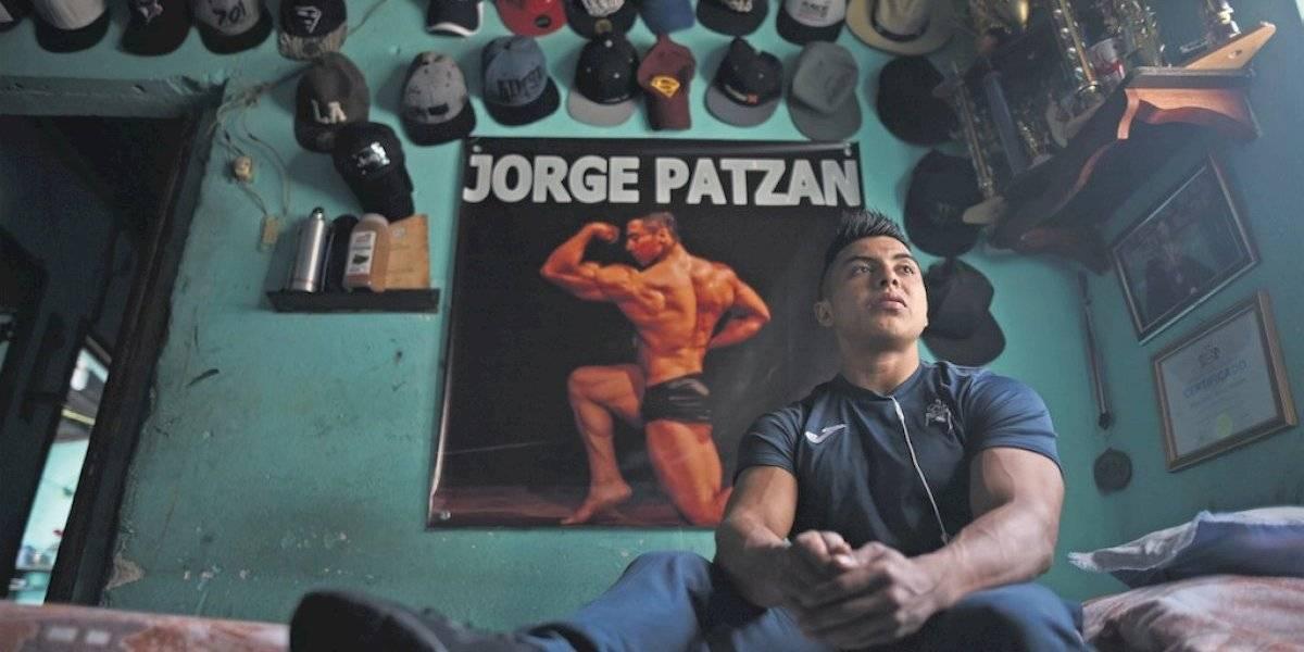 Jorge Patzán nos abrió las puertas de su casa para conocerlo de cerca