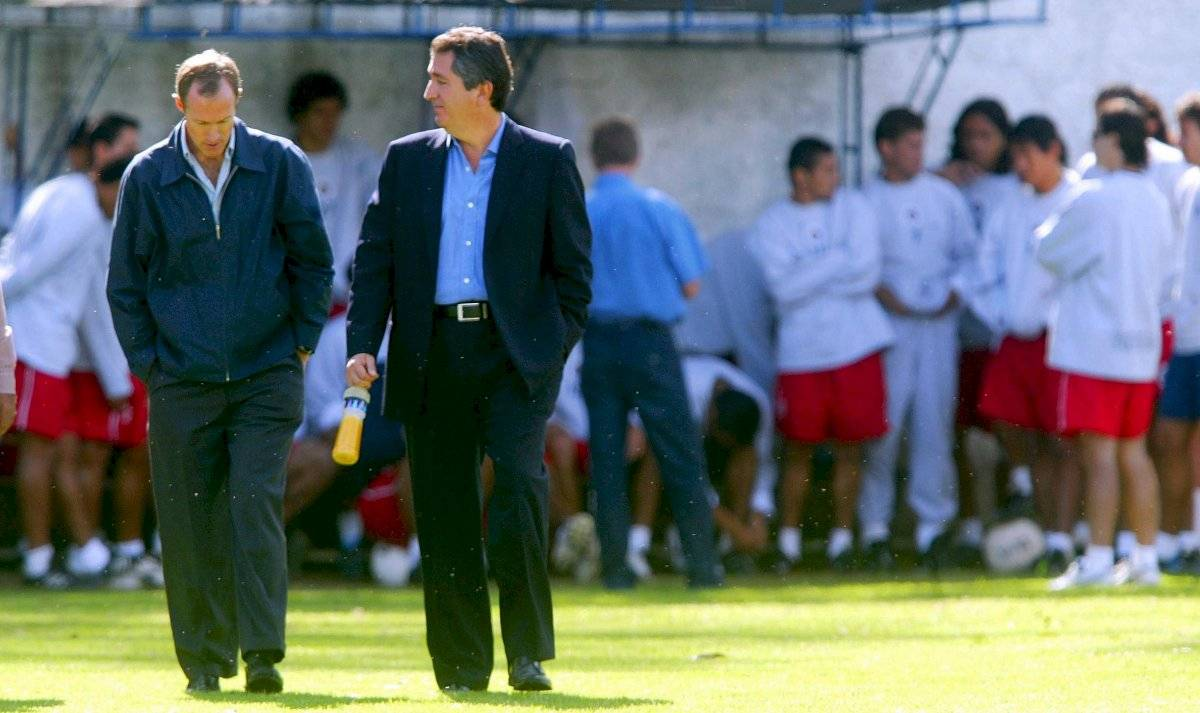 Jorge Vergara adquirió a las Chivas en el 2002 |MEXSPORT