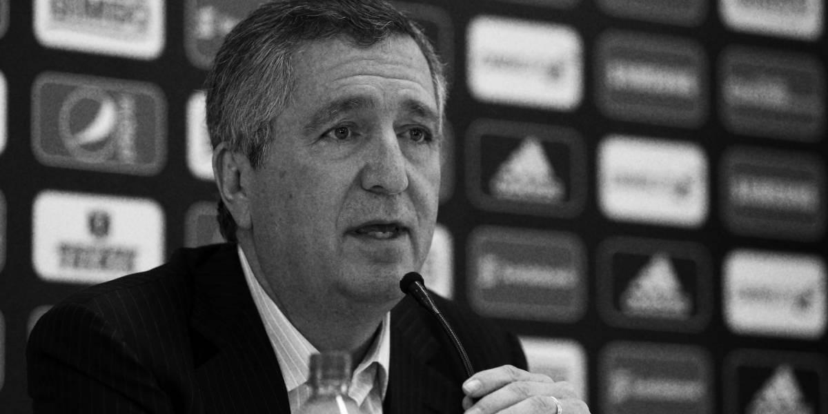 Futbol mexicano lamenta fallecimiento de Jorge Vergara