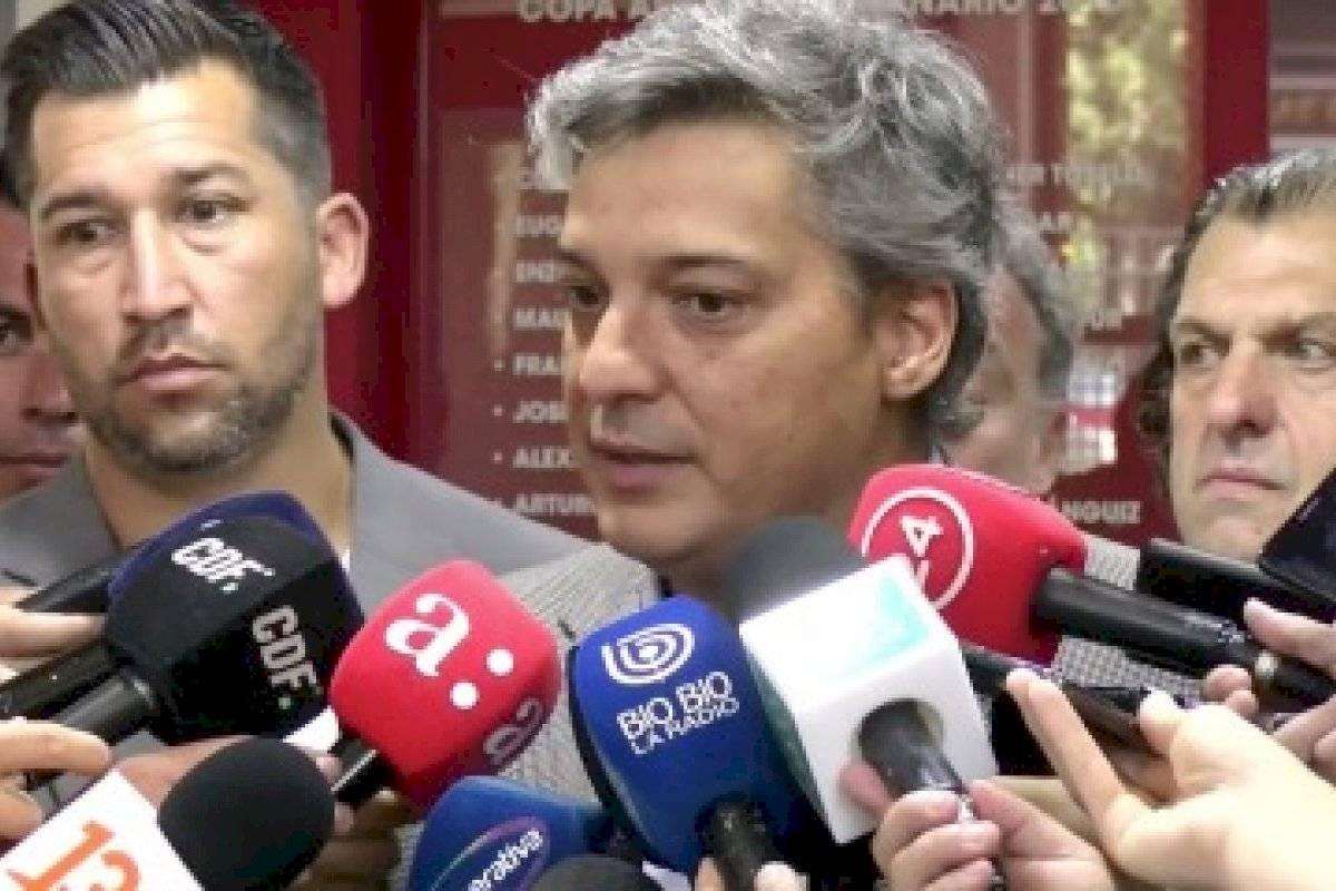 Timonel de la ANFP logró acuerdo y dio fecha para el retorno del fútbol profesional - Publimetro Chile