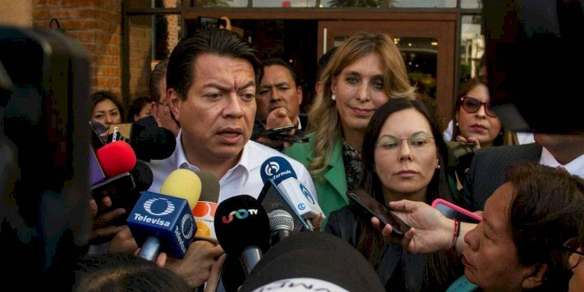 280 diputados respaldan presupuesto que propuso AMLO, afirma Mario Delgado