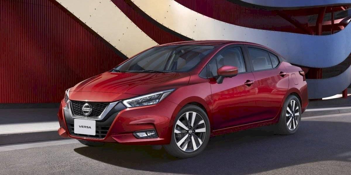 Nissan refuerza sus sedanes con el nuevo Versa