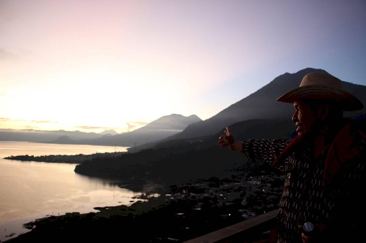cerro Kiaq'asiwaan Sololá