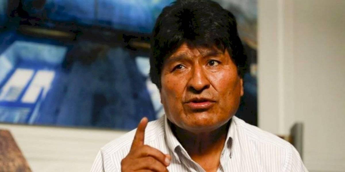 Evo Morales espera que la ONU medie en Bolivia