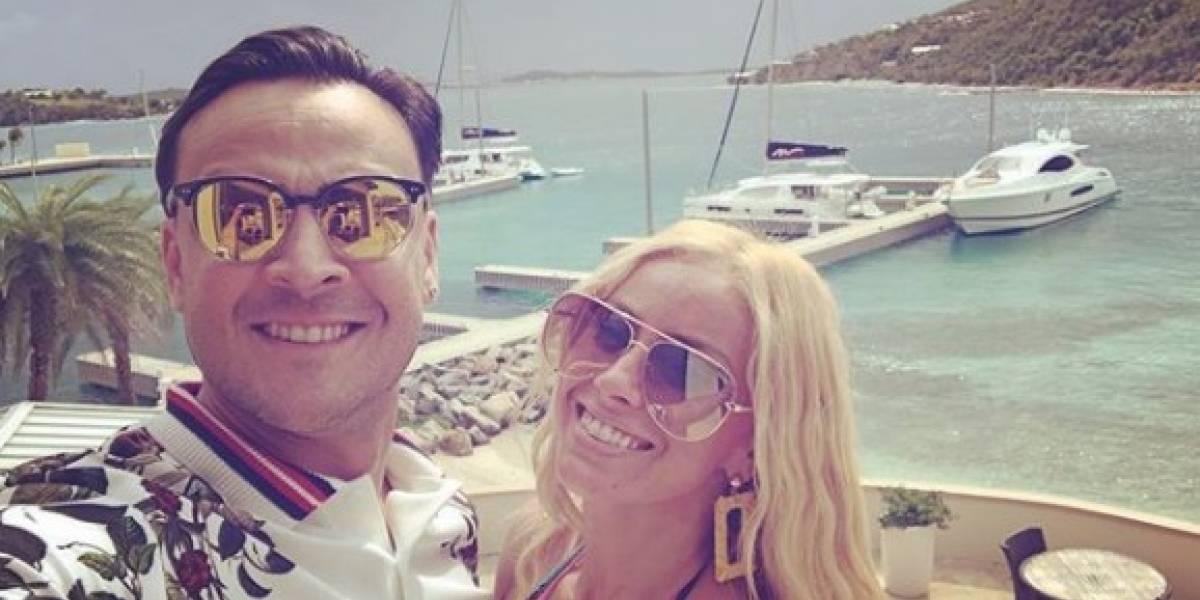 Francis Rosas anuncia que terminó su relación con Natalia Rivera