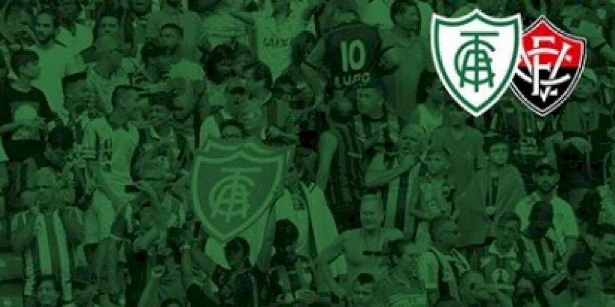 Série B 2019: como assistir ao vivo online ao jogo América Mineiro x Vitória