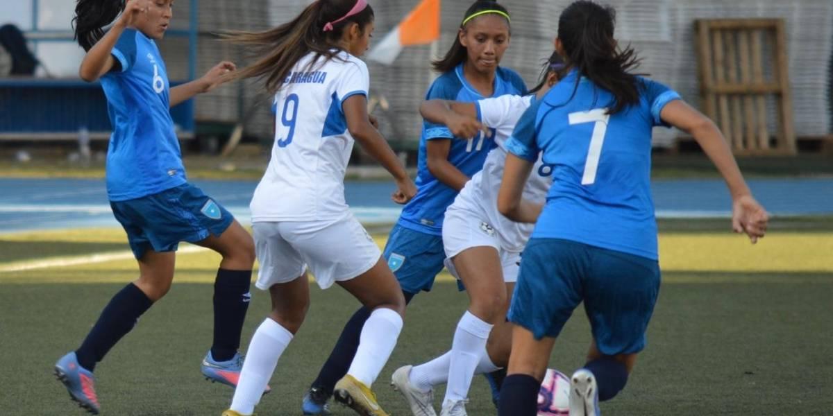 VIDEO. Guatemala Sub 20 empata con Nicaragua en la triangular de Uncaf
