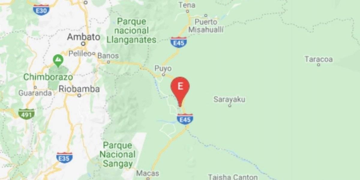 Ecuador: dos sismos se registraron durante la madrugada y mañana del viernes
