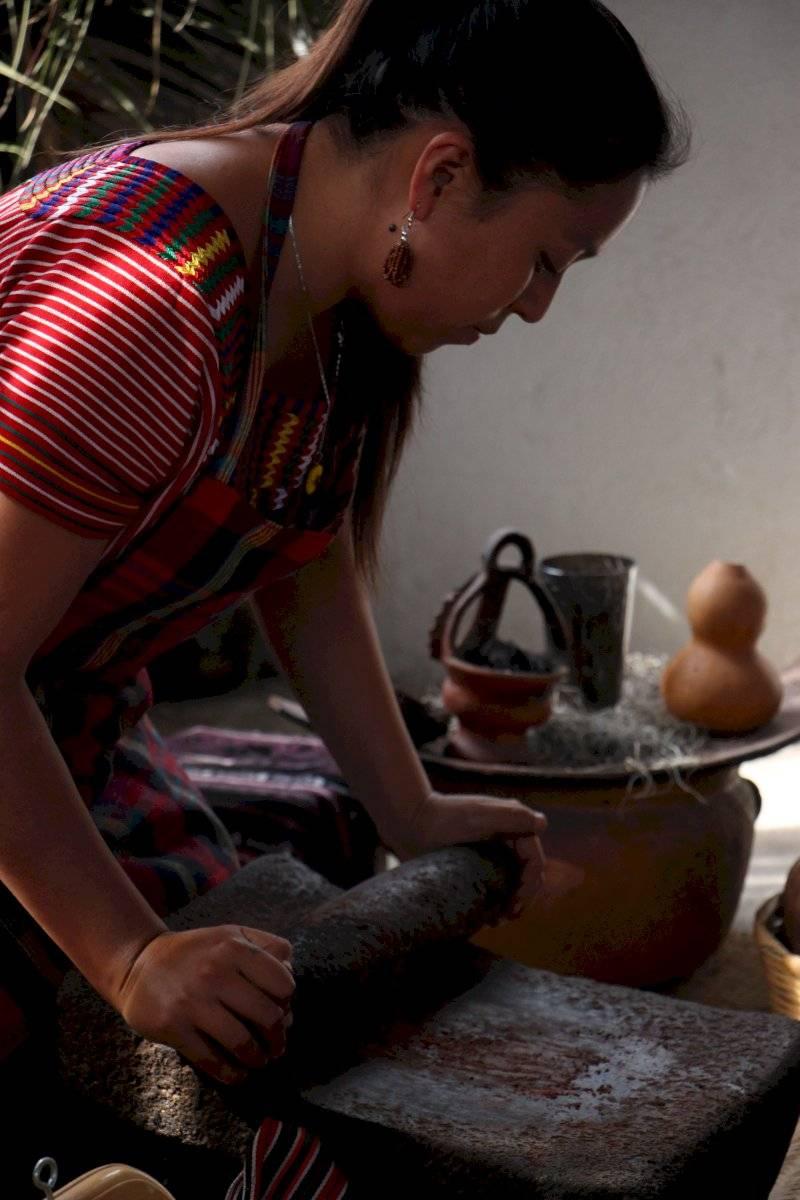 Chocolate San Juan la Laguna Sololá