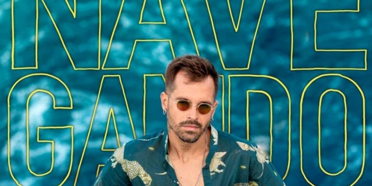 """""""Detente"""", el nuevo sencillo de Mike Bahía que es parte de su primer álbum de estudio """"Navegando"""""""