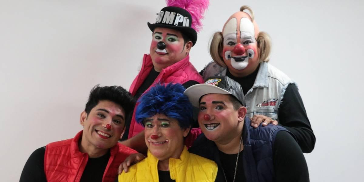 Los Payasonicos se renuevan en su 20 aniversario