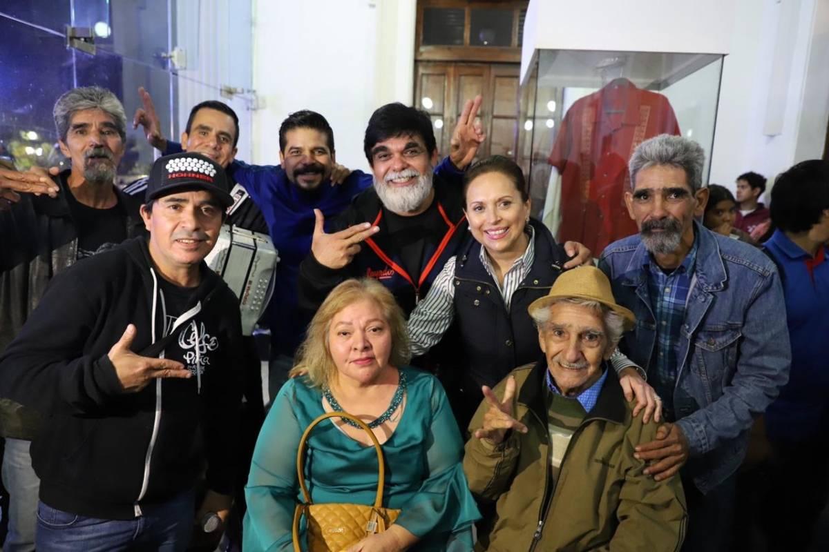 Inauguran con acordeón la exposición 'Celso Piña. El Homenaje' en Guadalupe - Publimetro México