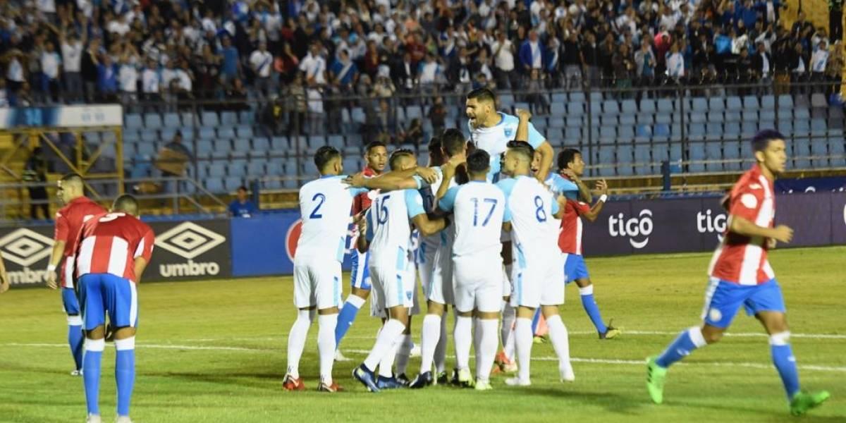 VIDEO. ¡Guatemala termina invicta su participación en Liga C de Naciones!