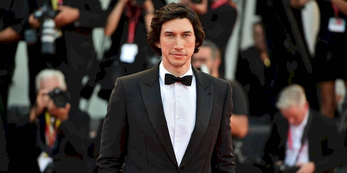 Adam Driver, el actor de moda en Hollywood
