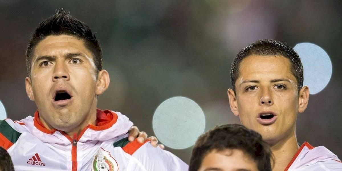 Oribe Peralta aclara 'polémica frase' del Chicharito