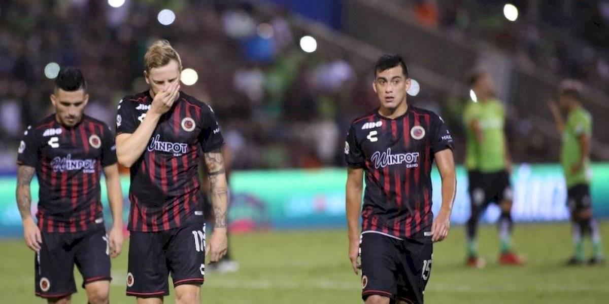 Jugador de Veracruz revela que solo le pagaran 10 por ciento de su sueldo
