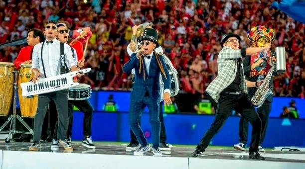 La Vagancia en la final de la Copa Sudamericana Internet