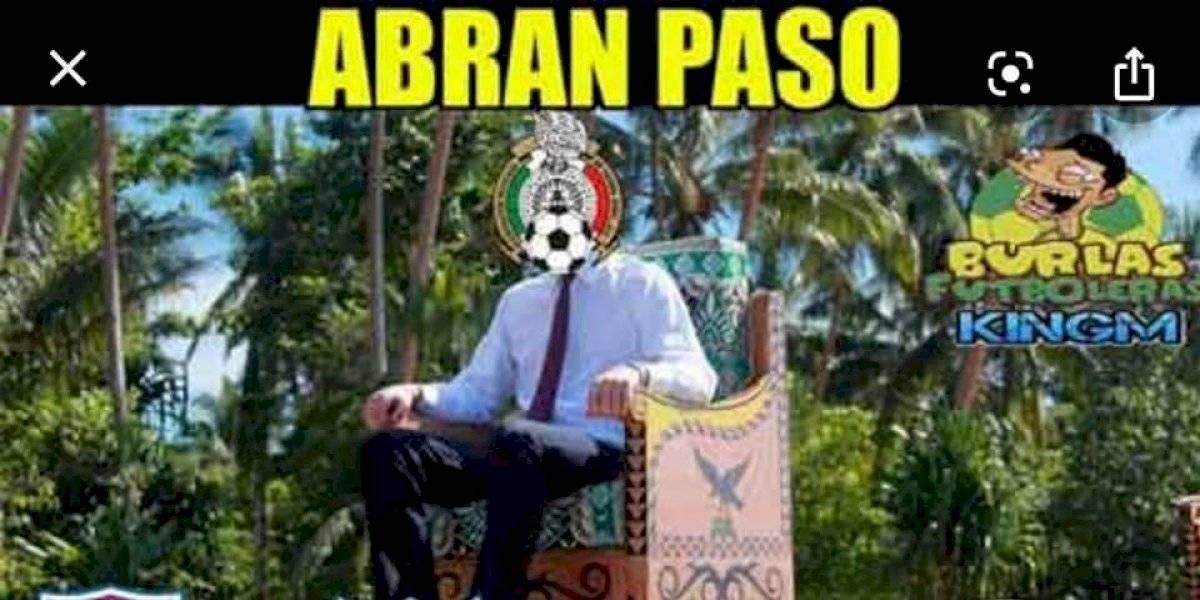 Los mejores memes del Panamá vs México