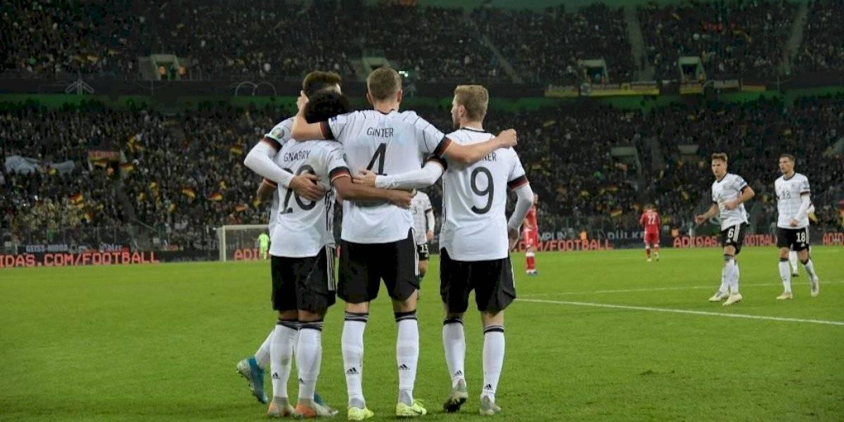 Alemania y Holanda aseguran su clasificación a la EURO 2020