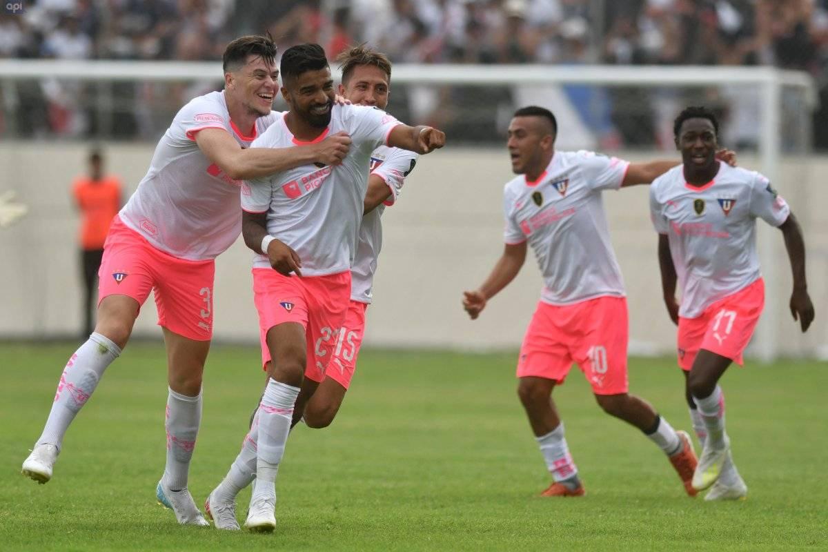 Liga de Quito es el primer campeón de la Copa Ecuador API