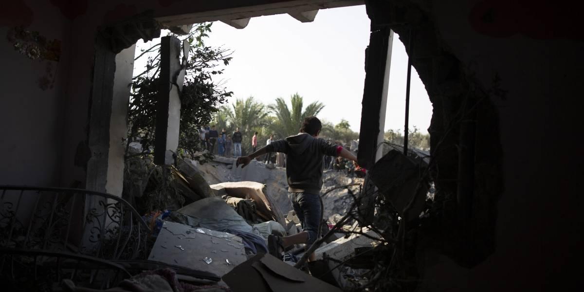 Israel ataca a Hamas tras lanzamiento de cohetes desde Gaza